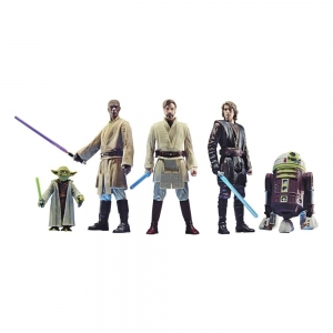 Star Wars Celebrate the Saga  5-Pack The Jedi Order - 10 cm
