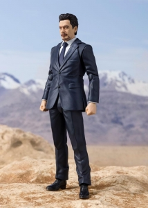 Figurka Iron Man S.H. Figuarts - Tony Stark (Birth of Iron Man) - 15 cm