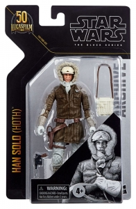 Figurka Star Wars Black Series Archive - 15 cm 2021 50th Anniversary Wave 1 - Han Solo (Hoth) (Episode V)