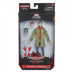 Figurka Peter B. Parker - Marvel Legends Series Spider-Man 2021 - 15 cm