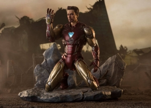 Figurka Avengers: Endgame S.H. Figuarts - Iron Man Mk-85 (I Am Iron Man Edition) 16 cm