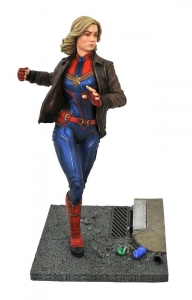 Figurka Kapitan Marvel - Marvel Movie Premier Collection - 28 cm