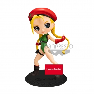 Figurka Cammy - Street Fighter Q Posket Mini Figure - 14 cm